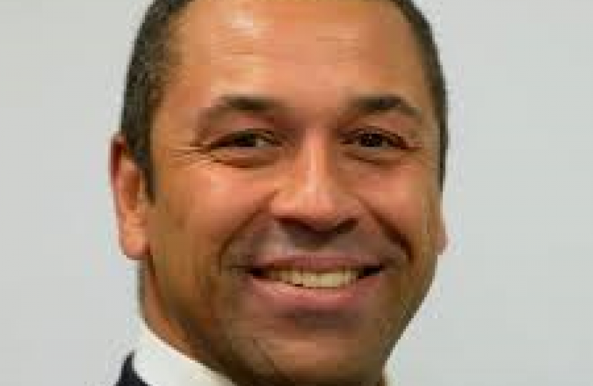 James Cleverley MP