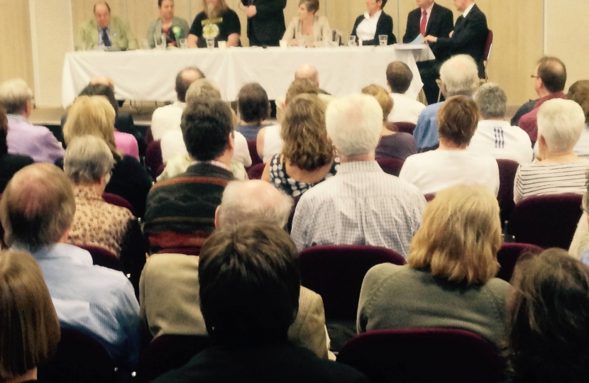 East Grinstead Hustings